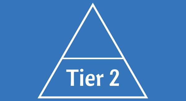 Tier 2 membership