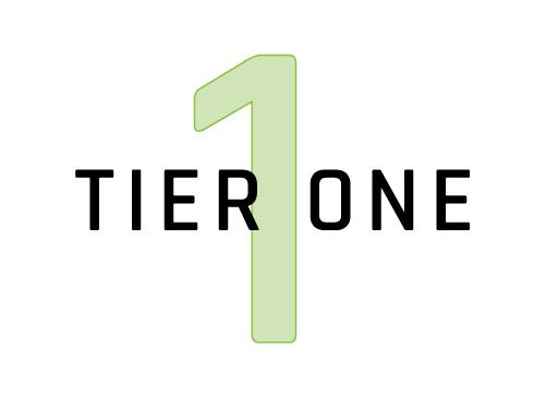 Tier 1 membership